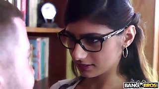 BANGBROS - Mia Khalifa is All over added to Sexier Than Ever! Check It Out!