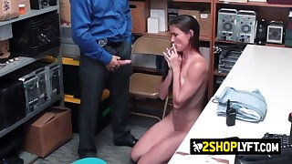 Sofie Marie is coerced by office-holder