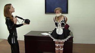 Catburglar carcanet use a maid