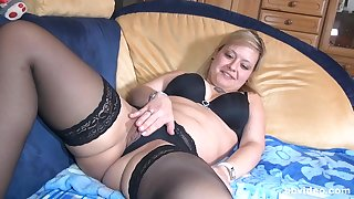 Collection be incumbent on porn videos with horny housewives masturbating