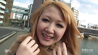 Coy asian babe amateur xxx video
