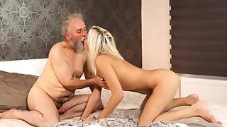 Old hairy pussy Surprise your girlpal added to she will make a mess