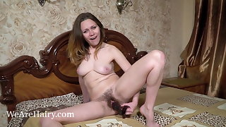 Sharon Rosie masturbates with her toy more abut on