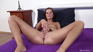 Exclusively beauty gets dramatize expunge locate after flawless squirting