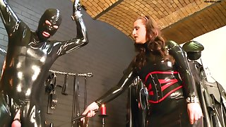 Lady Anna - hard jailing session