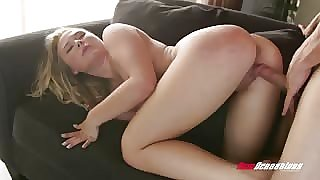 Alyssa Cole juicy suckle ass fucked